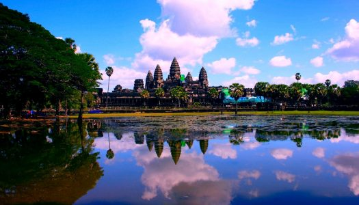 Backpacking to Cambodia