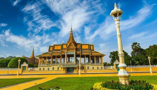 Phnom Penh – Pearl of Asia