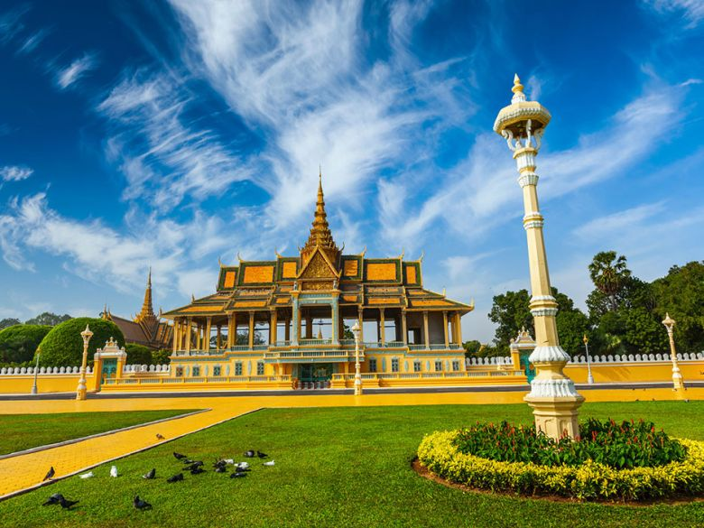 cambodia - Phnom Penh - travel treasures