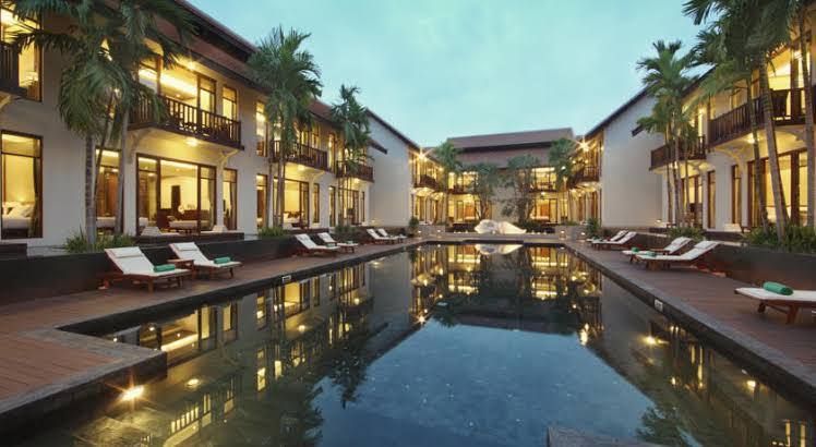 Anantara Angkor Resort - travel treasures