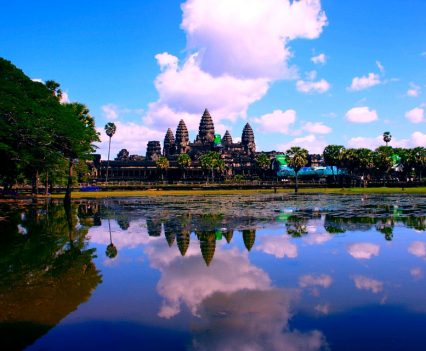 combodia - Angkor - travel treasures