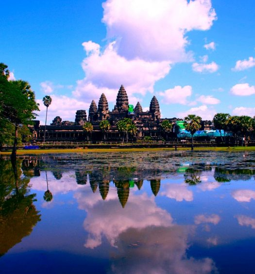 combodia - Angkor - travel treasures