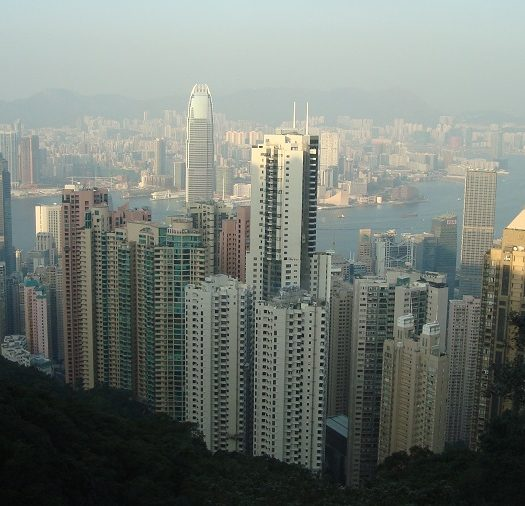 the peak hongkong - travel treasures