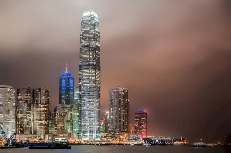 hong kong - travel treasures