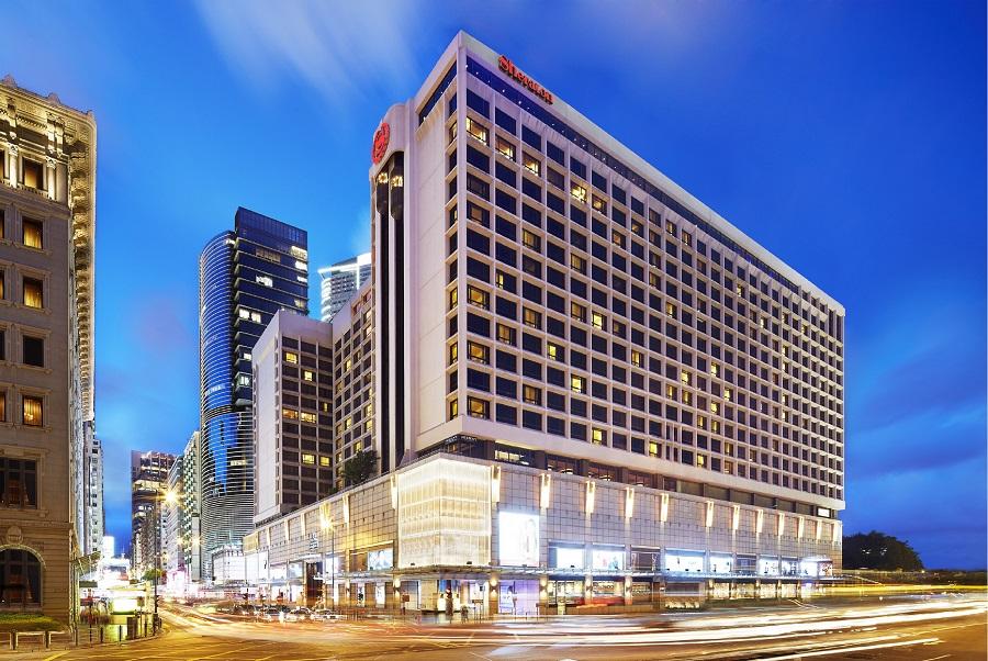 Sheraton Hong Kong Hotel & Towers- travel treasures