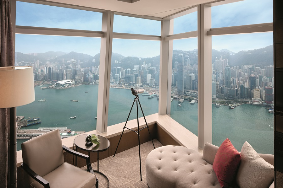 The Ritz-Carlton, Hong Kong - travel treasures