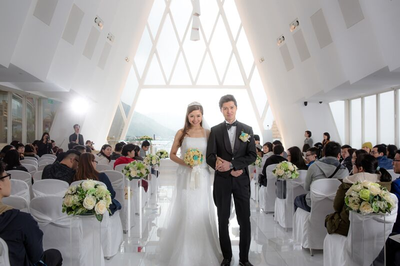 wedding venue in hong kong