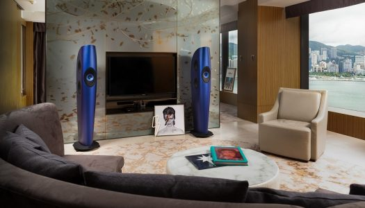 Embark on a trip down KEF Music Memory Lane at Hotel ICON