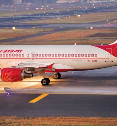 AIR-INDIA - travel treasures