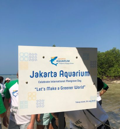 jakarta aquarium - travel treasures