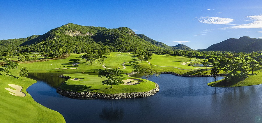 black mountain golf club thailand - travel treasures