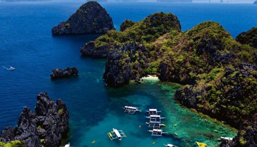 3 Popular Island Tourist Destinations in Philippines