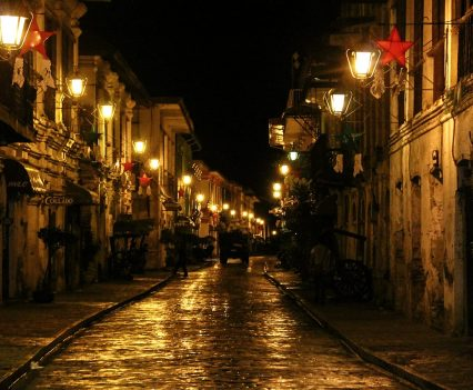 calle-crisologo - philippines - travel treasures