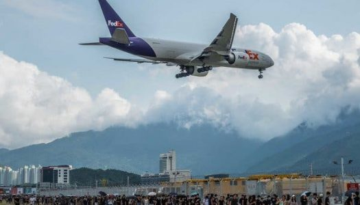 Protesters Force Hong Kong Airport to Cancels All Flights
