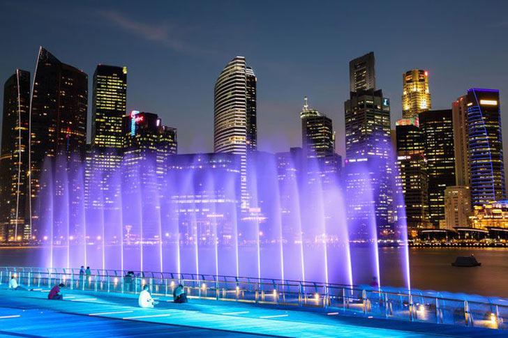 Marina Bay Waterfront Promenade - travel treasures