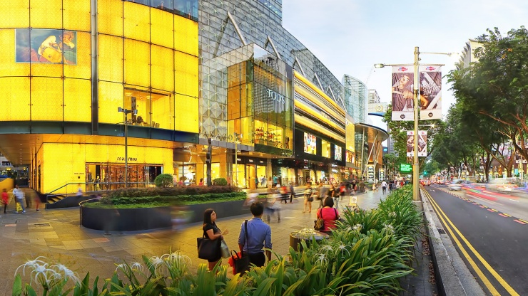 Orchard Road - travel treasures