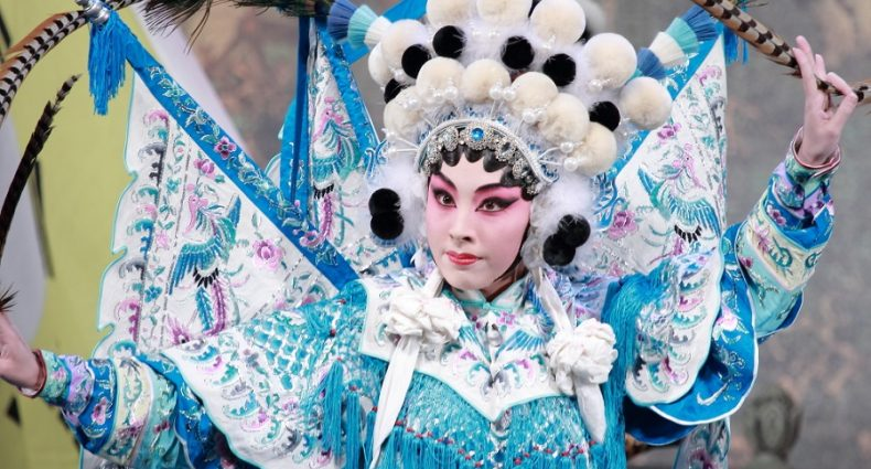 Chinatown Opera Festival 2019 - travel treasures