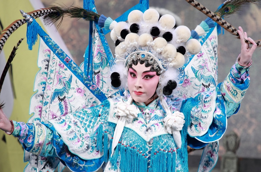 Chinatown Opera Festival 2019 - travel treasures
