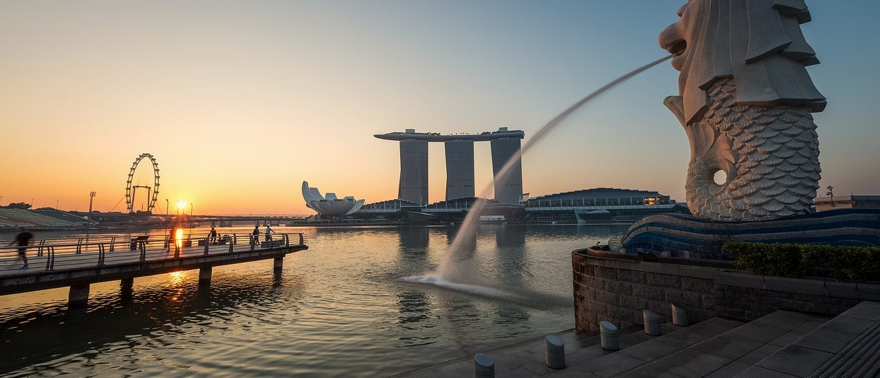 singapore - travel treasures