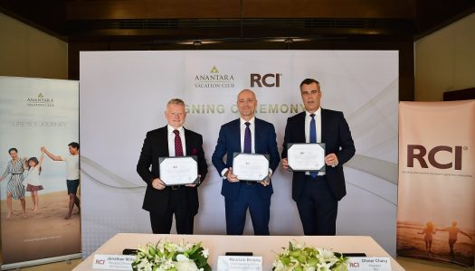 RCI and The Registry Collection Welcomes Anantara Vacation Club