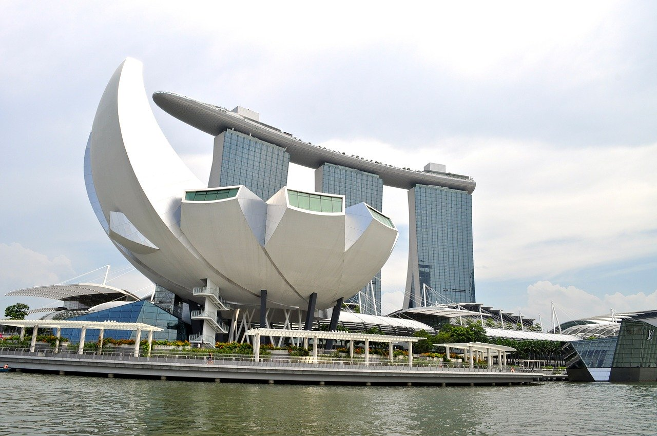 Esplanade Waterfront - travel treasures