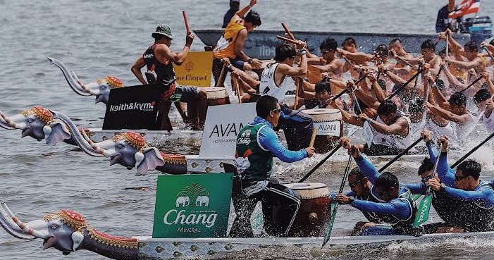 King's Cup Elephant Boat Race & River Festival - travel treasures