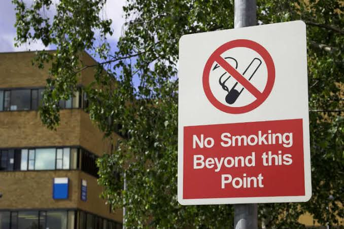 smoking ban thailand - travel treasures