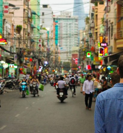 street thailand - travel treasures