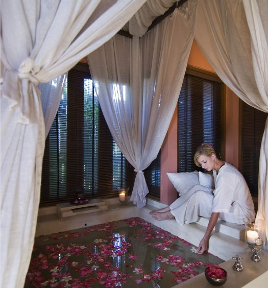 Anantara Spa Mai Khao Villas Phuket_Spa_Bath - travel treasures