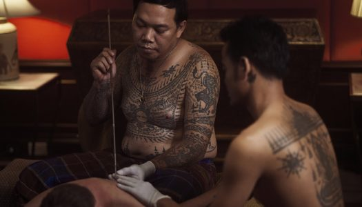 Anantara Siam Introduces Private Sacred Inking Sessions