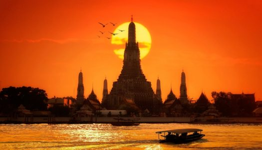 Thailand Pending the Reopening for International Tourist