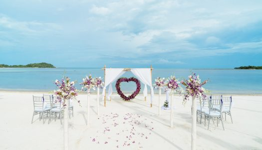 Asia's Best Wedding Venue
