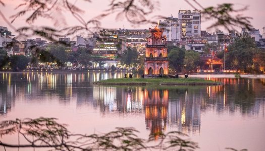 Exploring Hanoi with Backpack
