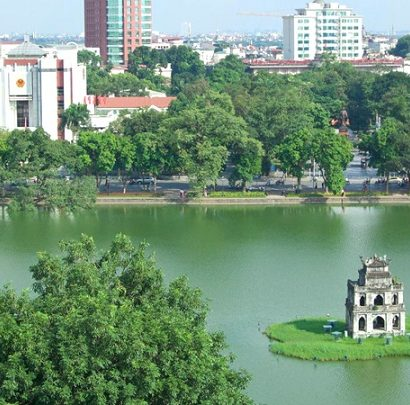 hanoi vietnam - travel treasures