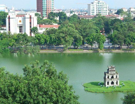 hanoi vietnam - travel treasures