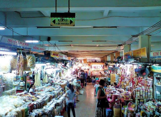 An Dong Market - travel treasures