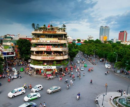 Fascinating old style Hanoi - travel treasures