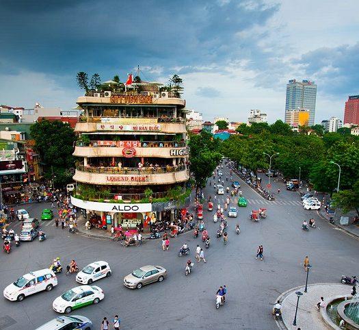 Fascinating old style Hanoi - travel treasures