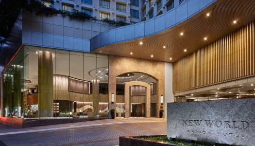 New World Saigon Hotel Unveils New Looks