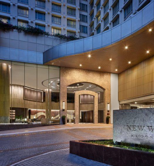 New World Saigon Hotel - travel treasures