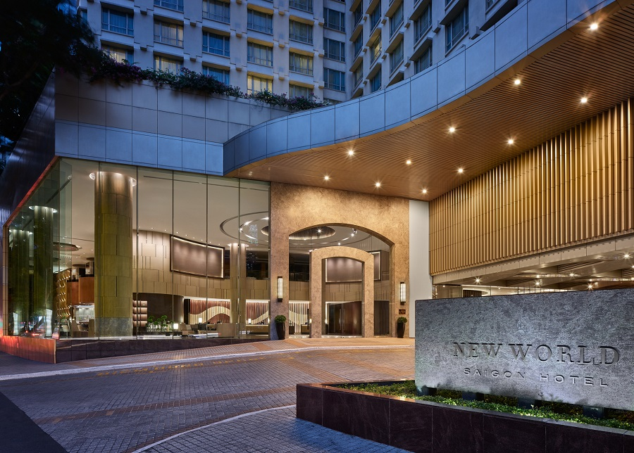 New World Saigon Hotel - travel treasures