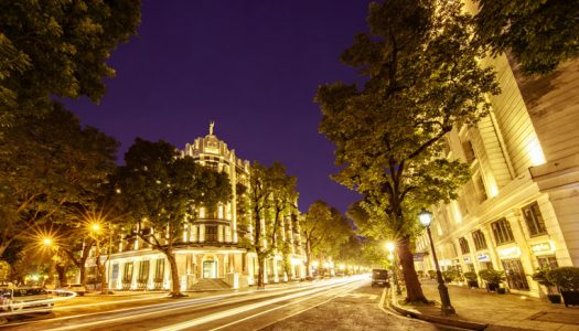 CAPELLA HOTELS AND RESORTS ANNOUNCES THE OPENING OF CAPELLA HANOI
