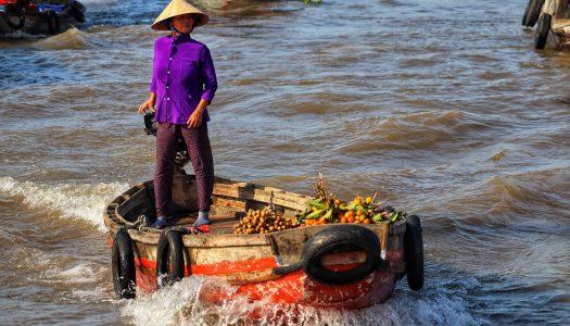 Exploring Mekong Delta